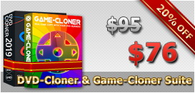 Buy Blue-Cloner, Blue-Cloner Diamond, Open Blu-ray ripper